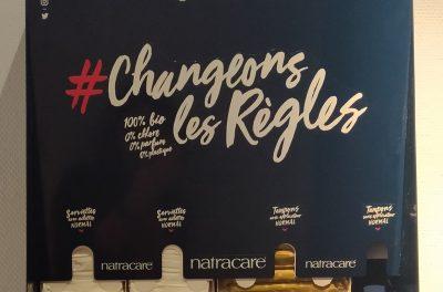 Le CFA CCI Formation Mayenne agit contre la précarité menstruelle